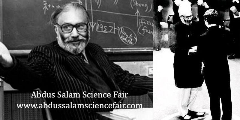 Professor ABDUS SALAM SCIENCE FAIR